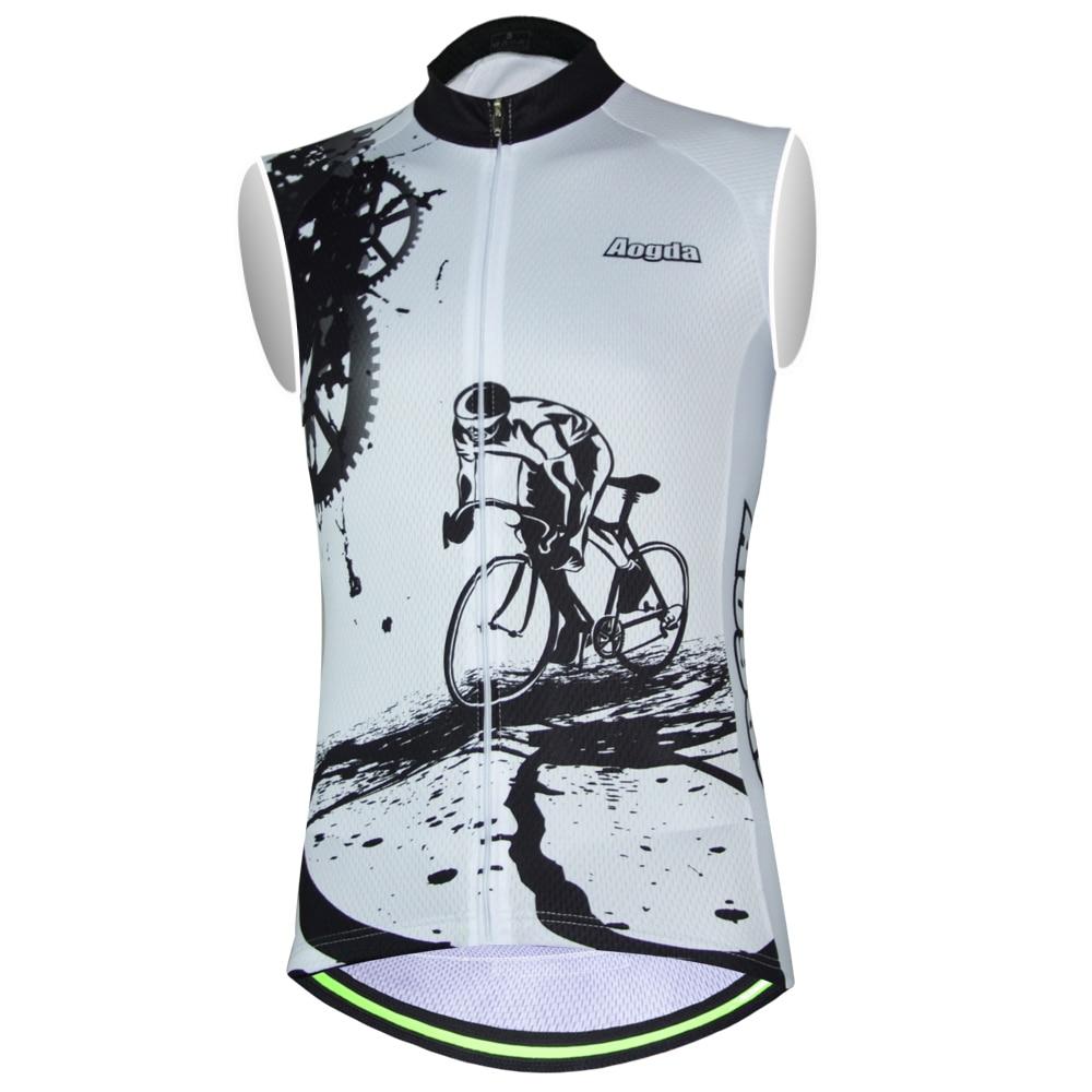 Chaleco de Ciclismo de alta calidad, Chaleco a prueba de viento para hombres, sin mangas, antisudor, Quik Dry MTB, ropa de Ciclismo de Carretera, Chaleco Ciclismo