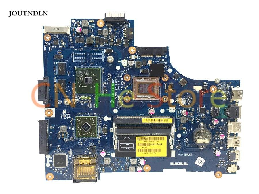 JOUTNDLN لديل انسبايرون M531R 5535 سلسلة اللوحة المحمول NWTXP 0NWTXP CN-0NWTXP LA-9103P w/ A6-5345M وحدة المعالجة المركزية و HD 8670M GPU