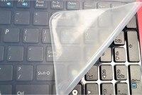 Тонкий силиконовый коврик для защиты клавиатуры #3