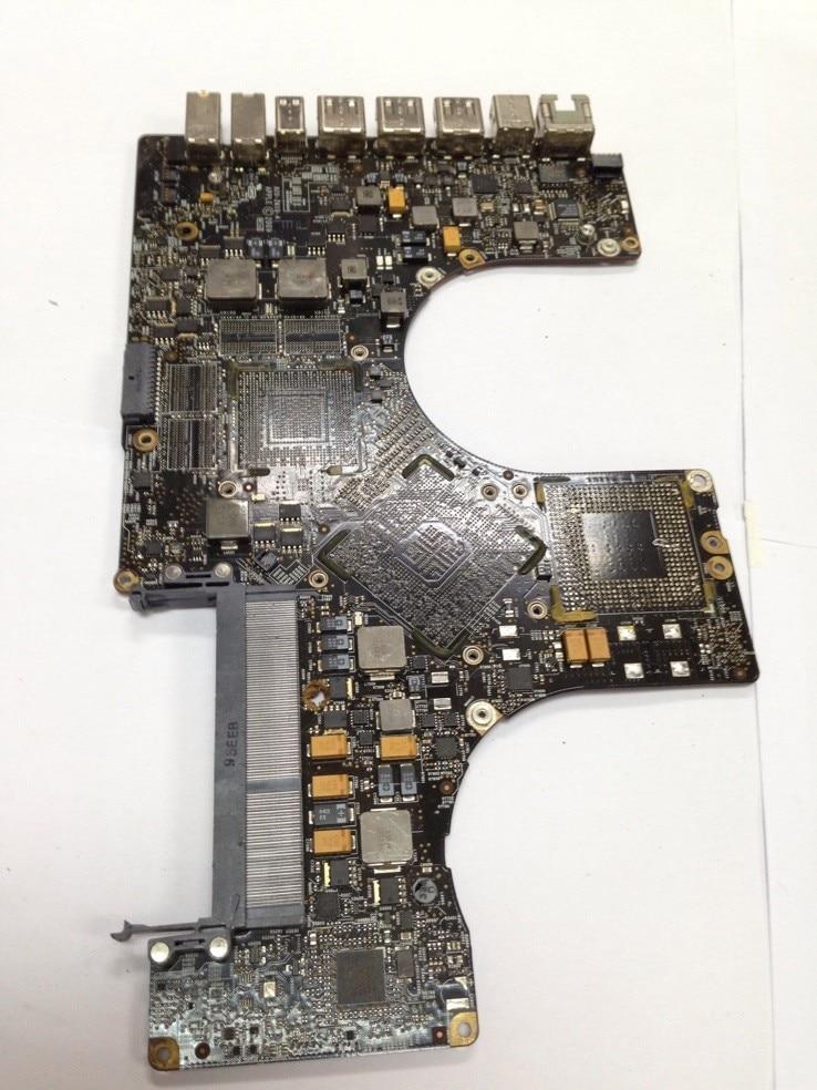 "820-2610 820-2610-A неисправная Логическая плата для Apple MacBook Pro 17 ""A1297 K20 MB604 MC226 ремонт"