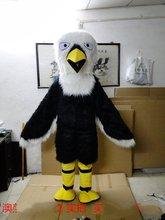 Traje de Mascota de halcón con Águila, traje de disfraz de Mascota de animé, regalo para fiesta de Halloween