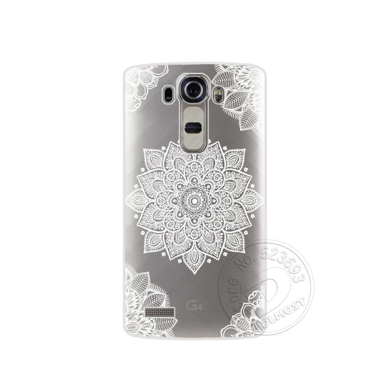 """Tpu pokrowce na lg g4 h815 h818 5.5 """"przezroczysty drukowanie rysunek silikonowe etui na telefony pokrywa dla lg g4 moda phone case 10"""