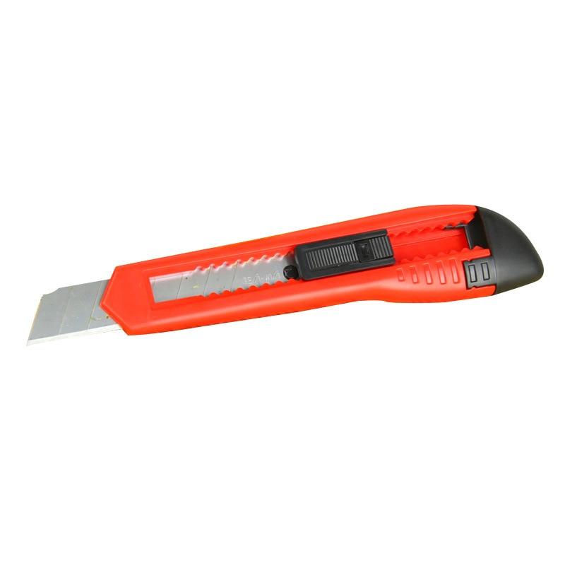 DIY 18mm Kawaii Safety Crafts Cutter Cute papel, cuchillas reemplazables, cuchillo de papelería, suministros para oficina y escuela