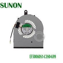 NIEUWE CPU FAN Voor Dell 15 5558 17 5000 5755 5758 Vostro 15 3558 DFS541105FC0T FG9V