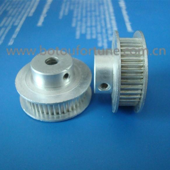52 teeth mxl tooth belt pulley aluminium 6mm width 6pcs a pack