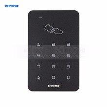 DIYSECUR clavier à mot de passe 125KHz   Carte RFID, lecteur de proximité, contrôleur daccès, 10 clés gratuites