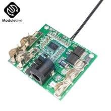 Плата защиты зарядки аккумулятора 5S BMS 18/21V 20A литий-ионный аккумулятор Защитная плата модуль для электроинструментов