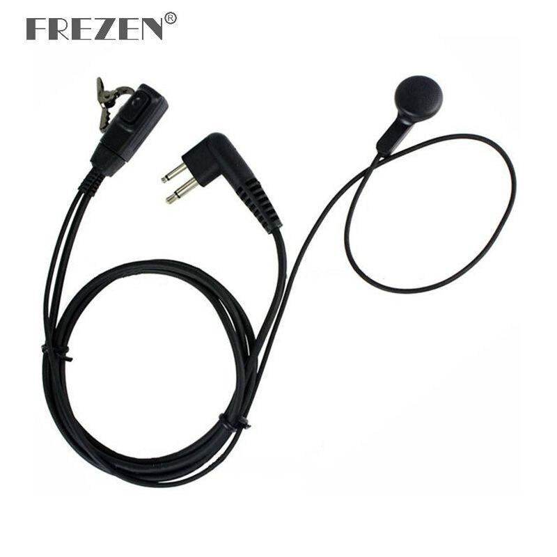 PTT Headset Mic Earphone Microphone Earbuds Earpiece For Motorola Radio GP68 GP88 /88S XTN446 XU4100 CLS1450 VL50
