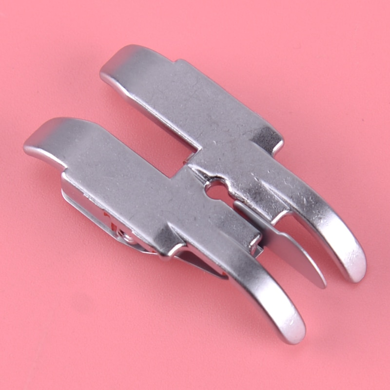 Piezas de máquina de coser LETAOSK, puntada de unión de borde a presión para ajuste de pie de zanja para Pfaff 1222SE 1229 1035 1047 1069 1006 7570 Series