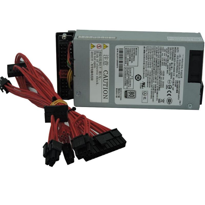 400W PSU Power Supply dps-400ab-12b 400W Full Modular Power Supply for Server 400W FLEX module ITX chassis small 1u power supply new psu for xinhang flex itx k39 k35 s3 e200 small 1u rated 350w peak 400w power supply xh 3501psu fsp270 60le fsp250 50gub