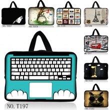 "17 ""Laptop Sleeve Case Cover Bag + Hide Gestire Per HP Pavilion dv7/G7/E17 PC/Compaq/Sony VAIO/Acer Aspire Dell"