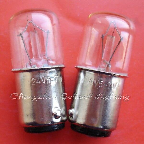 Lâmpada em miniatura 24v ba15d a693 sellwell iluminação