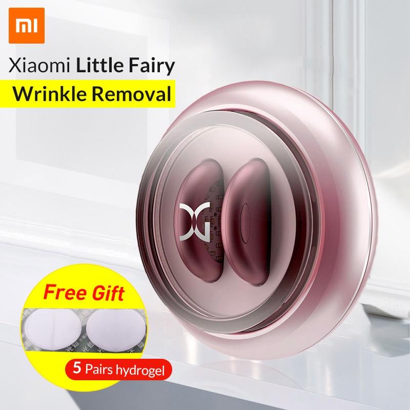 Xiaomi, светлая фея, против морщин, удаляет темные круги, отечность, термальный инструмент для красоты глаз, прибор для ухода за глазами, Электрический массажер