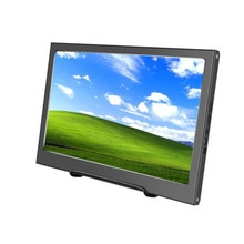 "13,3 ""portátil Monitor de ordenador PC 1920x1080 HDMI PS3 PS4 Xbox360 1080P IPS LCD pantalla LED Monitor para Raspberry Pi 3 B 2B"
