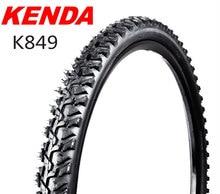 KENDA K849 pneu de vélo montagne vtt pneu de vélo BMX 24*1.95/26x1.95/2.1 Maxxi pneu bicicleta interieur pièces