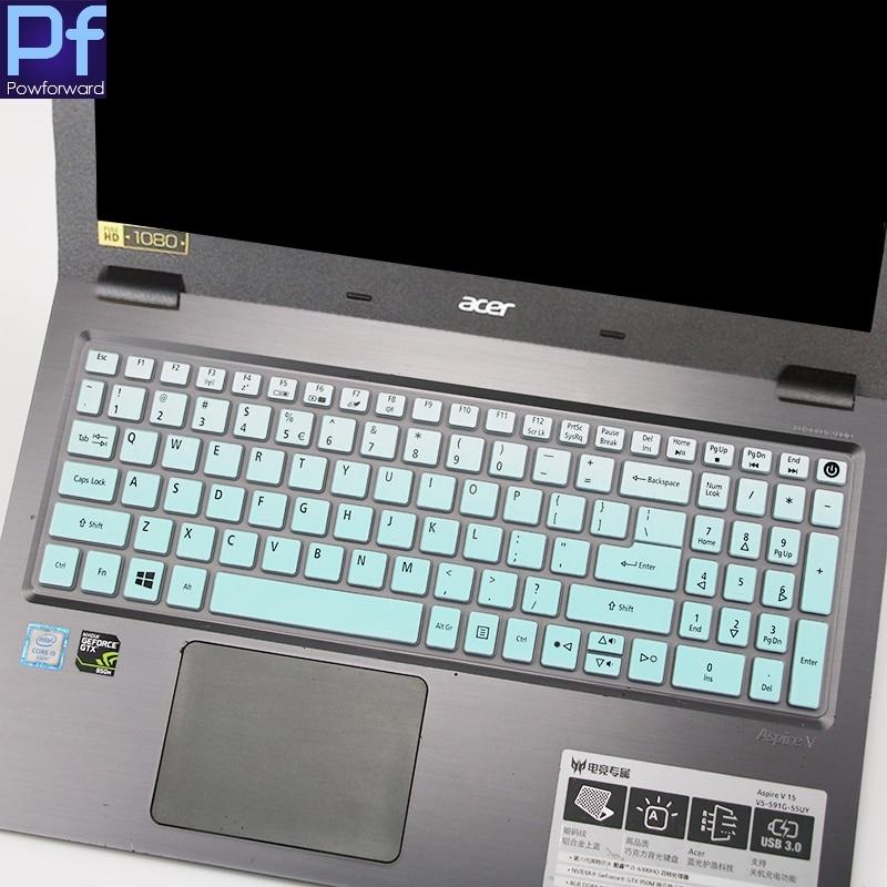 Keyboard Cover  For Acer Aspire E 15 E5 574G 575(G) 576G /Aspire 3 A315-21 A315-31 /Aspire 5 A515-51(G) A515-52 A515-52G 15.6