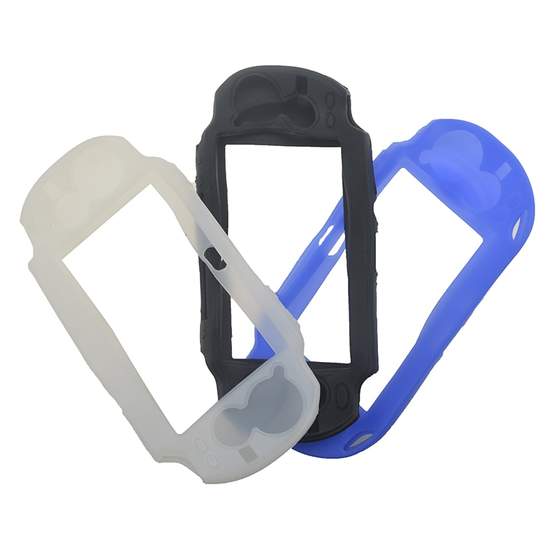 Soft Silicone Protective Cover Rubber Bumper Case For PSP VITA 1000 Gel Rubber Shell Skin For PS VITA 1000