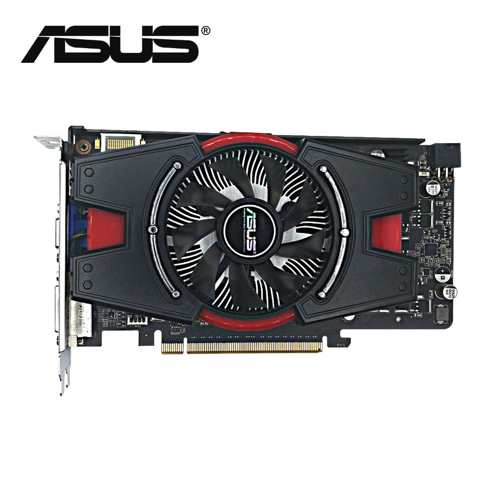 ASUS-ordenador portátil GTX550Ti, original, 1G, DDR5, 192bit, 900/4104MHz ,100% probado
