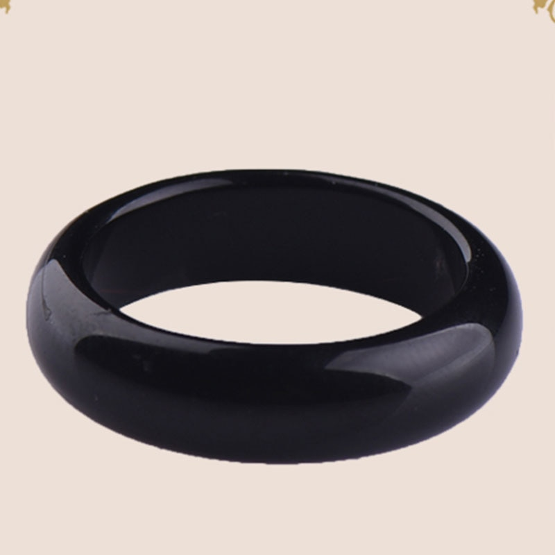 KYSZDL 2018 Hot Sale high quality Natural green/red stone Crystal ring jewelry gift rings for women and men Weijie