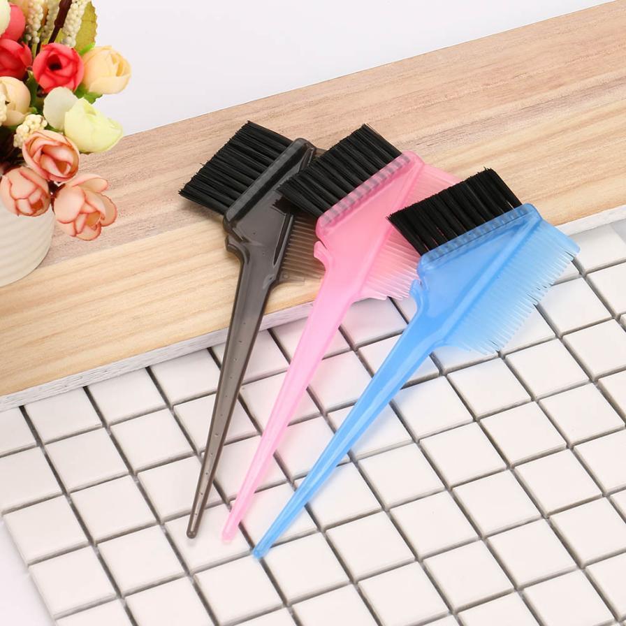 Cepillos de peluquería peine color peluquería tinte Kit de herramientas nuevo JA25 Drop Shipping