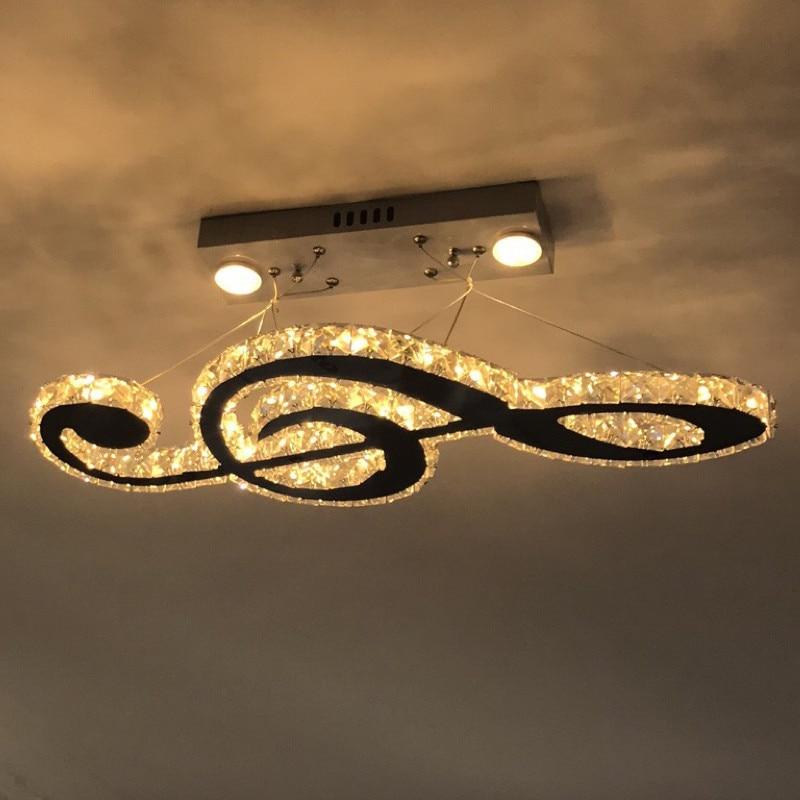 Plafones LED de cristal para sala de estar, dormitorio, cocina, salón, iluminación,...