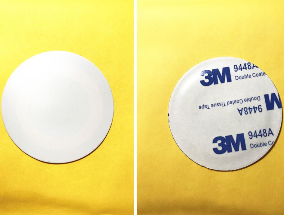 1pc rfid 125khz em4305 t5577 anti interferência de metal etiqueta keytag etiqueta gravável chave token tag cartão defeito
