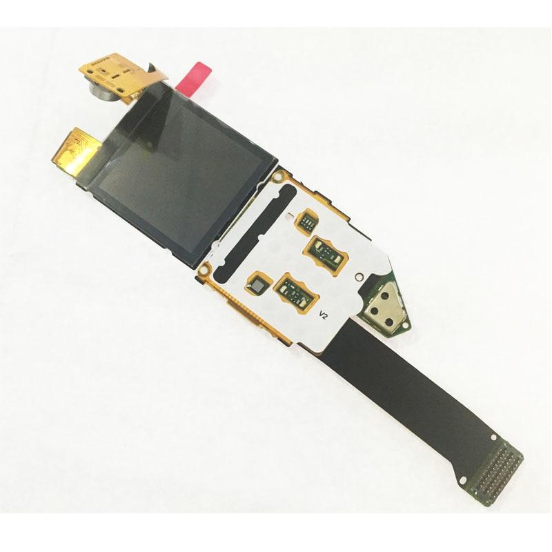 Original new LCD Screen Display+ Flex cable+Camera With Flex For Nokia 8800 / For Nokia 8800 Sirocco