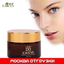 2 pièces/lot CAICUI BB CC DD crème visage maquillage cosmétiques fond de teint liquide, correcteur, blanchiment hydratant visage Base maquillage