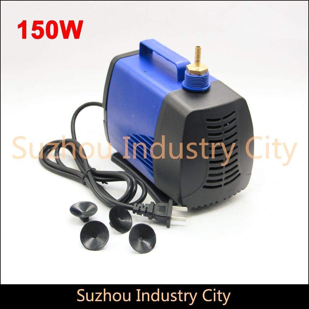 Bomba de agua 150w 220V Motor sin escobillas cabeza máxima 5m flujo máximo 5000L/H bomba de agua sumergible multifunción