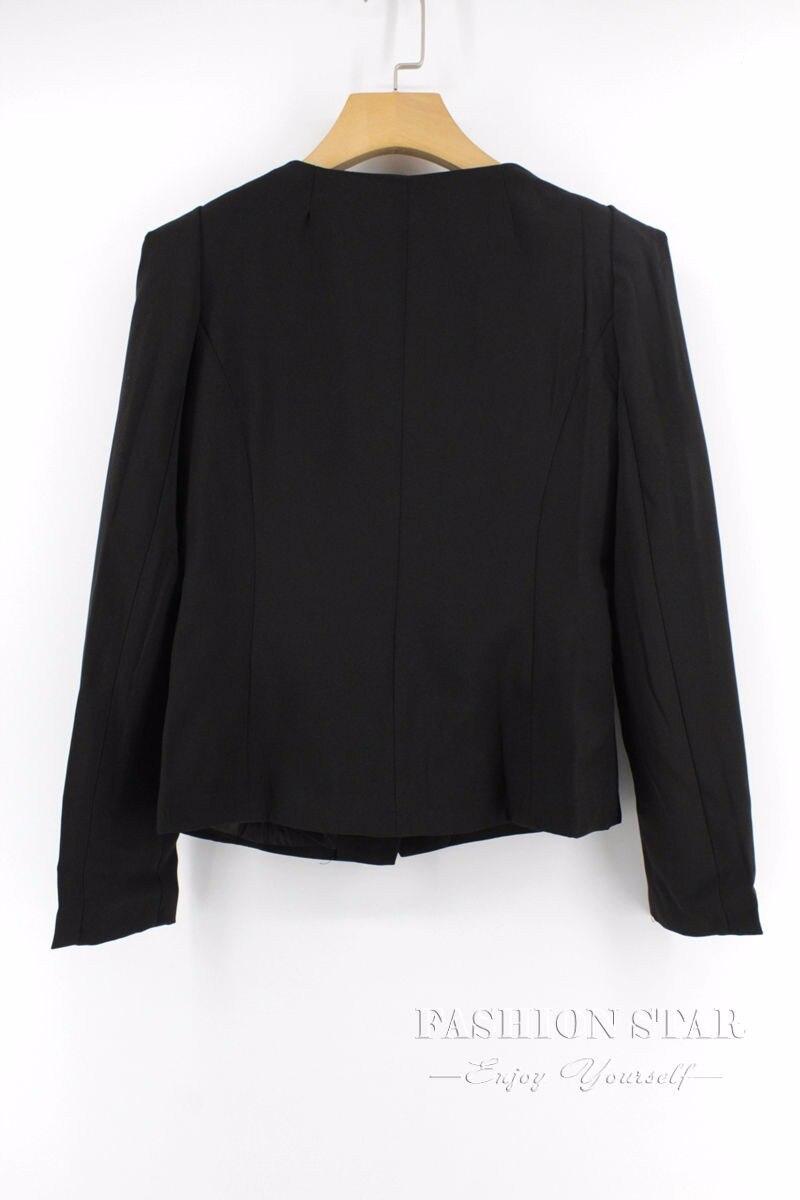RealShe 2016 Kobiet Kurtki Długi Rękaw Garnitur Marynarka damska Marynarka Casual Mujer Feminina Plus Size Blazer Feminino Kurtki 71