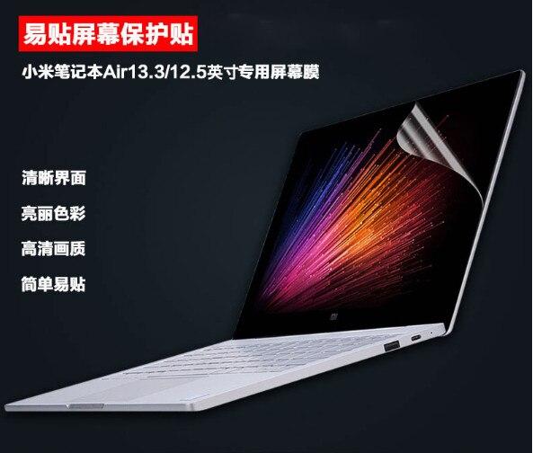 Para Xiaomi Air 12 12,5 pulgadas/13 13,3 pulgadas Laptop Notebook pantalla alta clara Protector película protectora para Xiao mi Air12/13 pulgadas