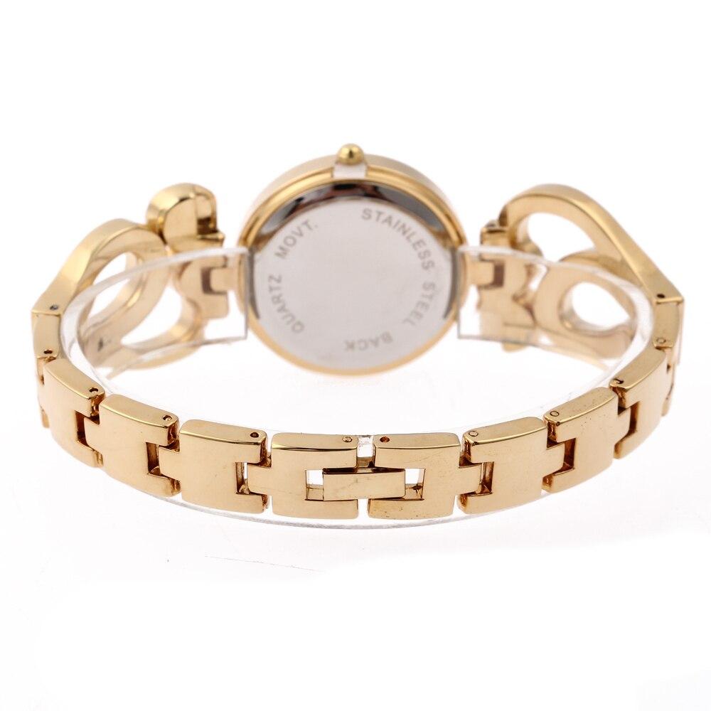 Relogio Feminino G&D Gold Women Quartz Wristwatches Stainless Steel Top Brand Luxury Bracelet Watch Women's Dress Watches Hour enlarge