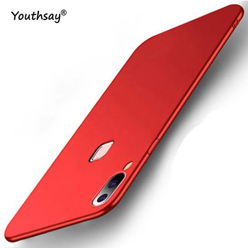 Para cubrir Vivo X21 Ultra Thin PC Slip funda protectora dura para...