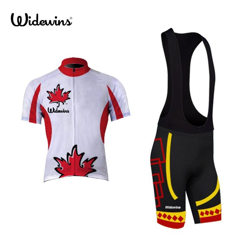 Канада Команда Велоспорт Джерси одежда для велоспорта дышащая одежда для горного велосипеда/летняя белая быстросохнущая велосипедная спо...