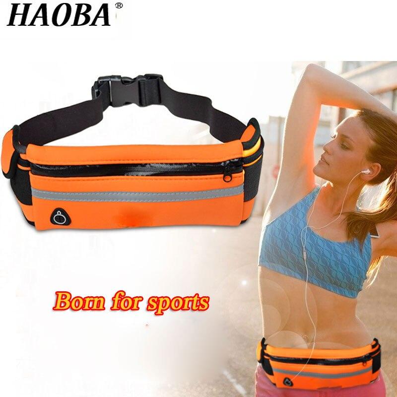 HAOBA étui pour écouteurs casque accessoires étanche pratique transport pour téléphone portable clé argent Sports de plein air taille sac