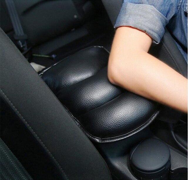 El centro de la consola almohadilla de cubierta de reposabrazos de coche para Mazda 3 6 CX-5 Suzuki Grand Vitara SX4 Mitsubishi ASX Lancer 10 Outlander Pajero