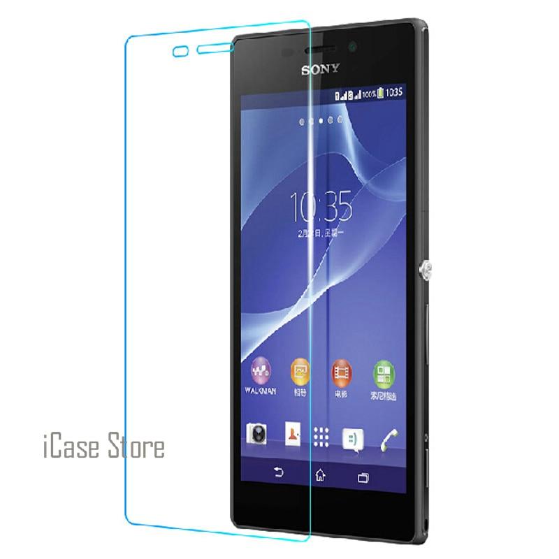 Cristal templado frontal para teléfono Sony Xperia Xpera Experi Experia Z3 Compact...