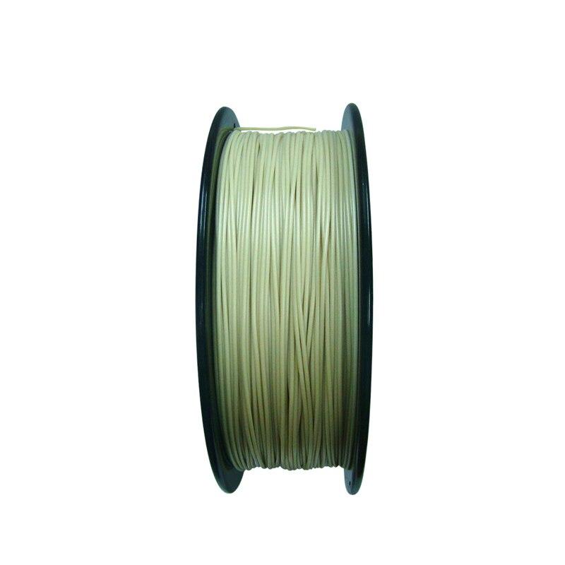 Filamento de cerámica 3D para impresora 1,75mm 1kg/2,2 LB Material de consumibles de plástico para impresora 3D
