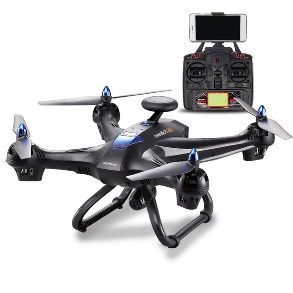 Dron Global X183, cuadricóptero con GPS Dual para mantener la altitud profesional con cámara de 720P HD RTF FPV GPS helicóptero RC Quadcopter hi