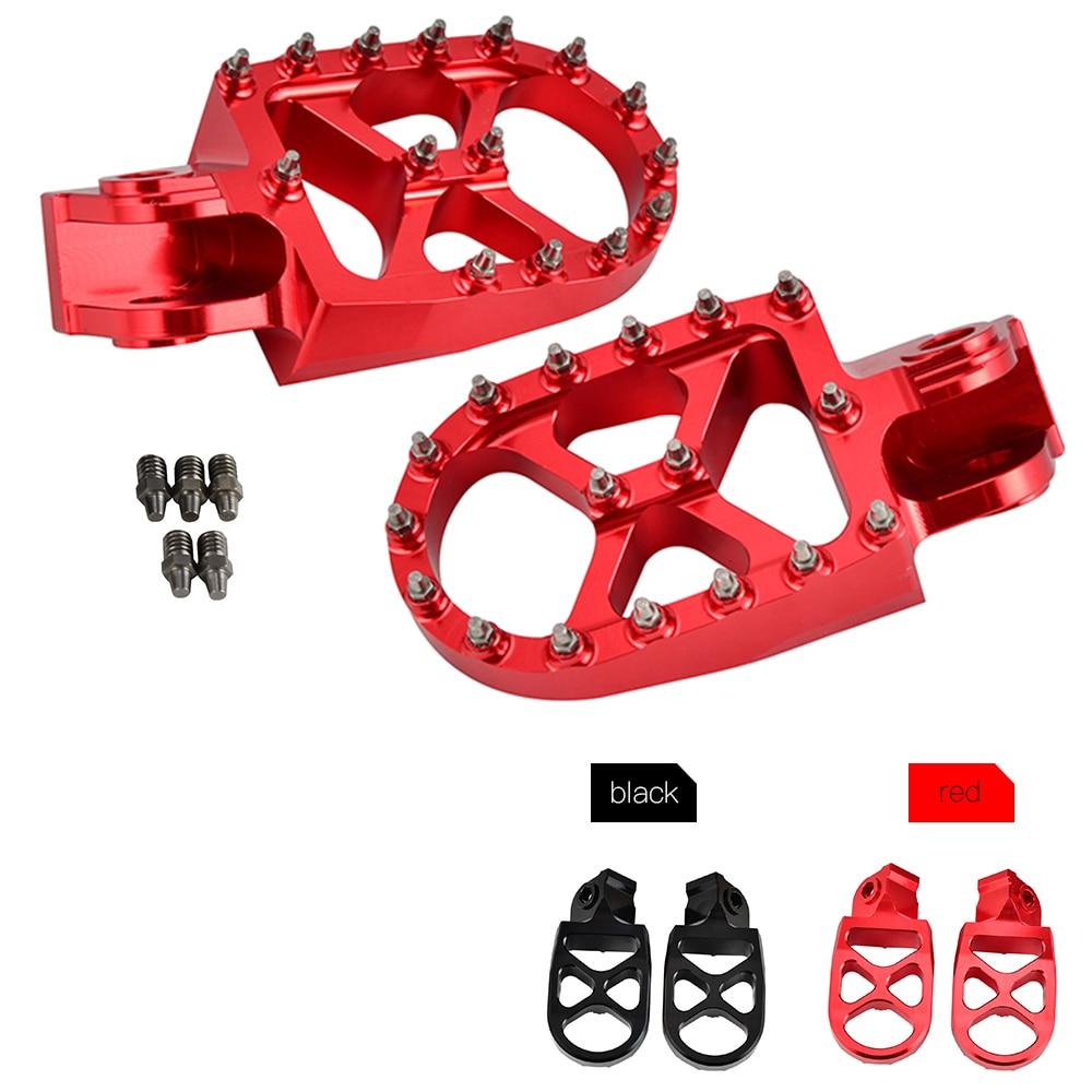 MX гоночные подножки педали для Beta 125 250 350 390 400 430 450 480 498 520 525 RR 2T 4T X тренажер 250/300 Motard 400