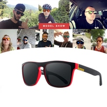 Lunettes de soleil polarisées de marque pour hommes   Nouvelle mode, protection des yeux, lunettes de soleil avec accessoires, lunettes de conduite unisexes, oculos de sol UV400
