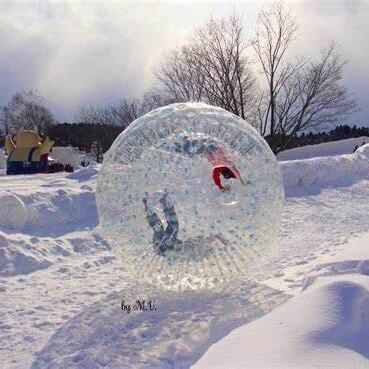 ¡Envío Gratis! 2,5 m fuera 1,5 m dentro del cuerpo inflable zorb ball, zorb Bola De Agua, zorb ball en venta