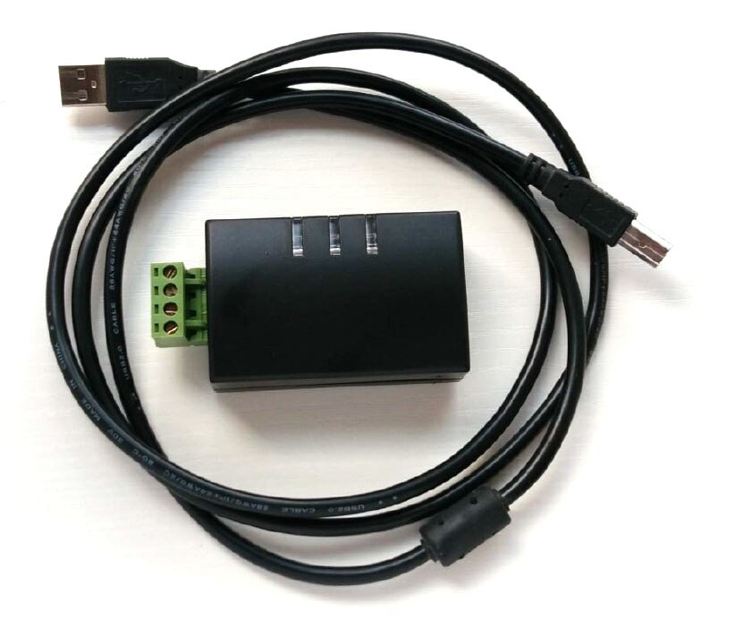 Usb para mbus mestre conversor módulo de comunicação ou usb para mbus escravo módulo para controle inteligente/energia medidor de calor depuração