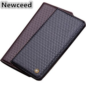 Genuine Leather Magnetic Flip Cover Mobile Phone Book Case For Sony Xperia 10 III/Sony Xperia 1 III Phone Case Stand Funda Coque