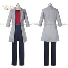 Kisstyle moda novo cardfight!! Vanguard toshiki kai chegada nova uniforme cosplay traje