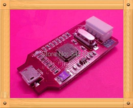 Free Shipping!!!  5pcs OB ARM debugger / emulator / programmer / downloader / test brush machine