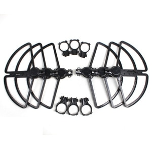 Plastic Quick Release Propeller Guard Protector Cover Bumper for YUNEEC Typhoon H480 Hexacopter Spare Parts Accessories F18922/3