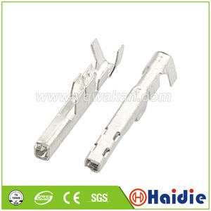 Free shipping 50pcs terminal for auto connector, crimp cable pins loose terminals DJ625C-0.6A