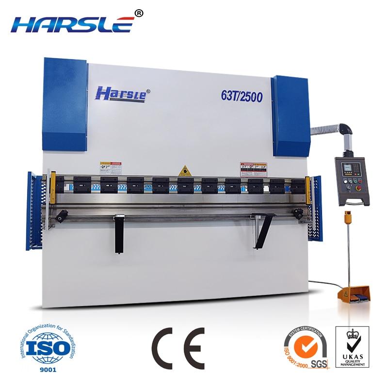 Preço de fábrica Universal Pequeno Freio Da Imprensa Hidráulica máquina de dobra