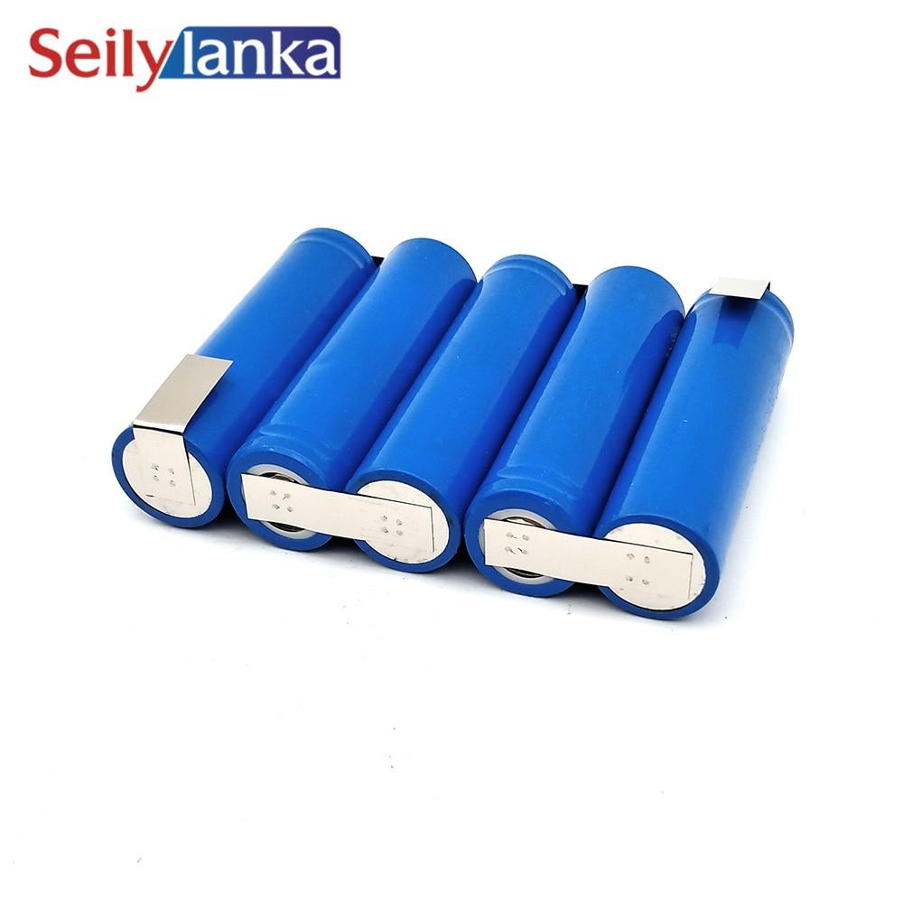 3000mAh para MAC ALLISTER 18V 18650 Li-ion litio herramienta batería paquete MB18Li R10W15 509724448 para auto-instalación